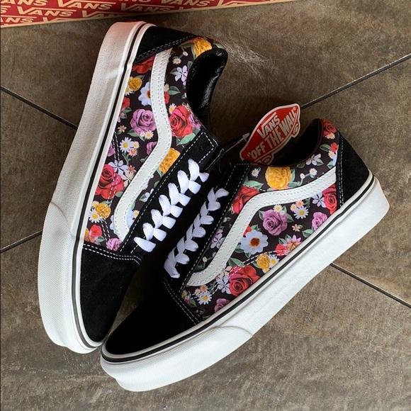 Vans Shoes | Vans Old Skool Lux Floral